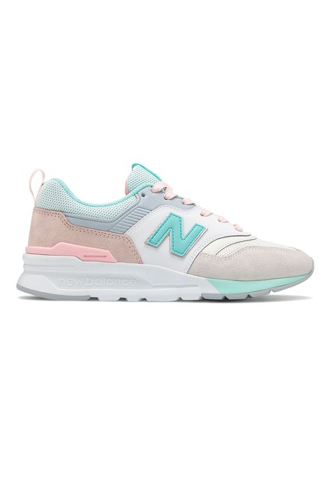 New Balance Sneaker Damen CW997HBA Weiß Sea Salt in 2020 ...