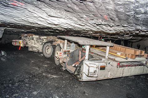 Image result for underground coal mining equipment Roof
