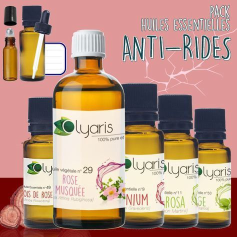 Remède Naturel Anti Rides Aux Huiles Essentielles Olyaris Huiles Essentielles Psoriasis Psoriasis Traitement Naturel