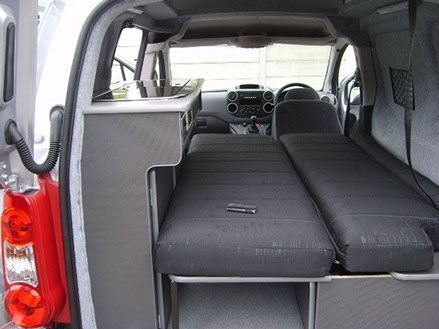 Gallery Citroen Berlingo Micro Camper Conversion Kangoo Van Aménagé Berlingo