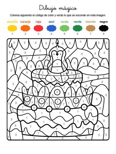 Dibujos Para Colorear Ninos 8 Anos Colorear Dibujos Dibujosparapintar Summer Coloring Pages Coloring Pages Math Coloring