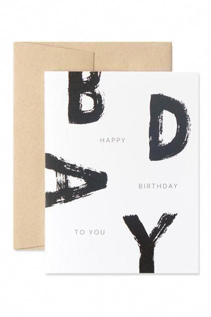 Handlettering Geburtstag In 2020 Geburtstagskarte Design Karten