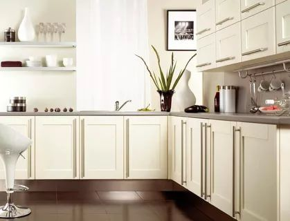 43 Brilliant L Shaped Kitchen Designs 2020 A Review On Kitchen Trends Kitchen Design Small Cost Of Kitchen Cabinets Ikea Small Kitchen