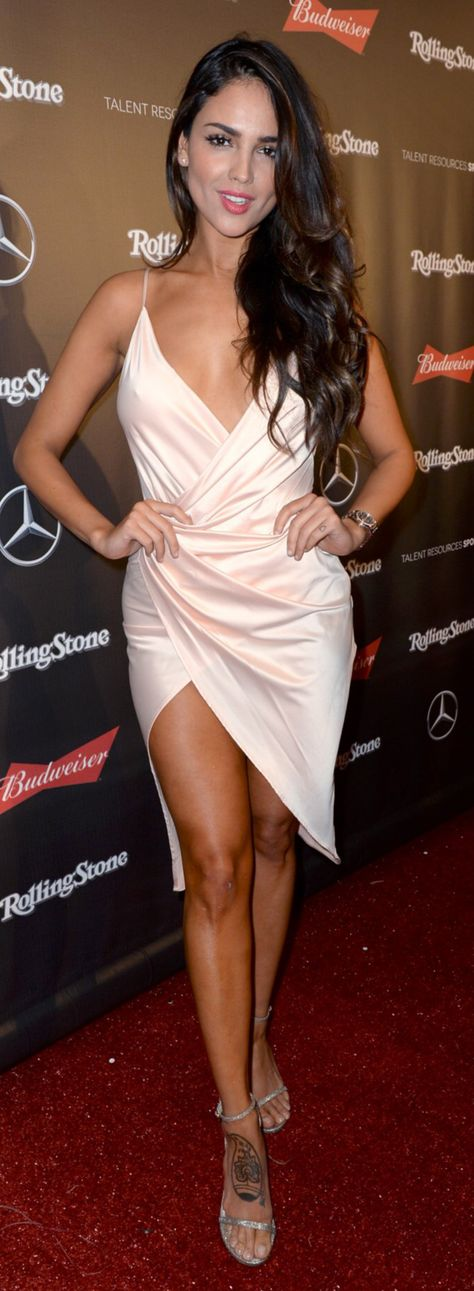 EIZA GONZALEZ - ROLLING STONE LIVE: HOUSTON SUPER BOWL ...
