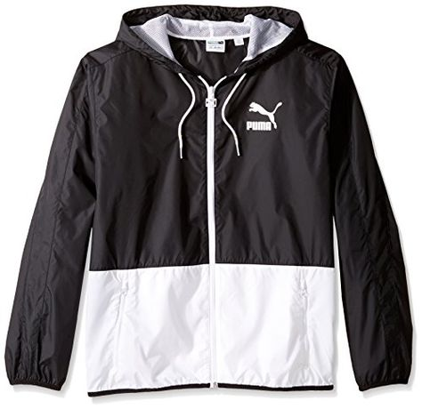 b5ff58b91727 PUMA Men s Archive T7 Windbreaker Jacket