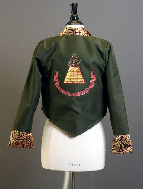 I made it! Desperately Seeking Susan jacket   Jackets