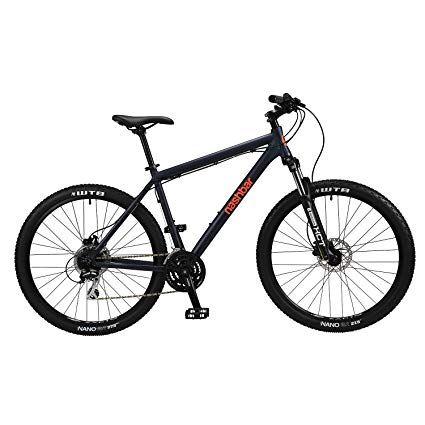 Nashbar 27 5 Disc Mountain Bike Review With Images Mountain