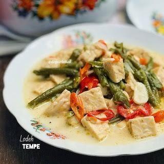 Resep Sayur Lodeh Terong Untuk Anak Anak Pastikan Aman Di Lidah Si Kecil Ya Moms Resep Masakan Resep Masakan Indonesia Resep