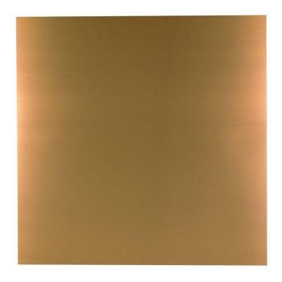 M D Aluminum Sheet Cloverleaf 56016 24 L X 12 W X 0 2 H Albras Salon Decor Aluminium Sheet M D Building Products