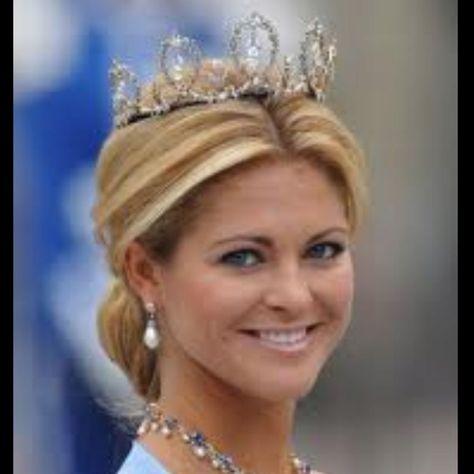 Prinses Madeleine Van Zweden Prinses Madeleine