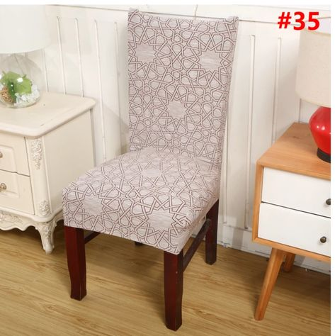 Decorative Chair Covers Buy 6 Slipcovers For Chairs Dining