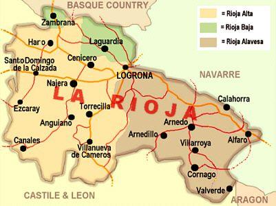 Map Of Spain La Rioja.La Rioja Alta Vina Ardanza Reserva 2000 In 2019 Rioja