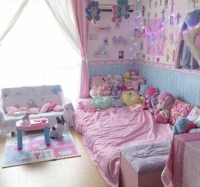 Pin By Blippo Kawaii Shop On Kawaii Cute Kawaii Bedroom