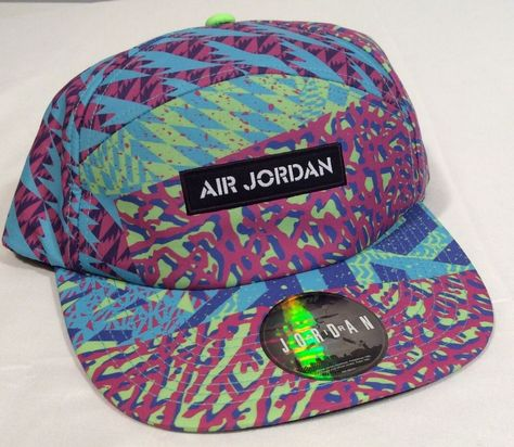 ad907c072bb Nike JORDAN LEGACY Retro Strapback FRESH PRINCE Cap Hat 5 Panel Men Women   NikeJordan  BaseballCap