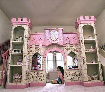 Le Camere Da Letto Piu Belle Del Mondo.Camerette Per Bambini Le Piu Belle Camere Da Letto Principessa