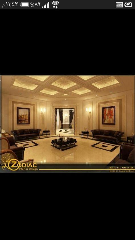 جبس مربعات House Styles House Home Decor