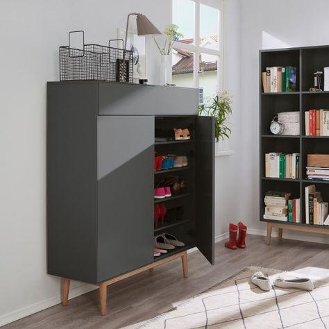 Sideboard Buffet Cabinet Sideboard 100 Cm Breit Sideboard
