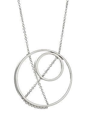 35+ Jewelry with circle and line through it ideas