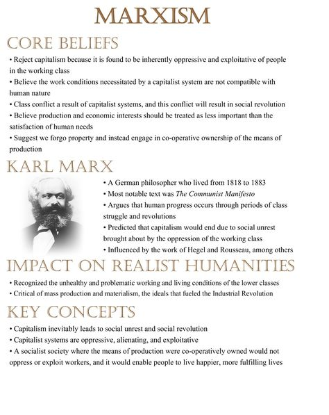 the concept of the history of class struggle and marxism 1 karl marx's theory of class struggle with criticism society is the history of class concept became well known class struggle happens.