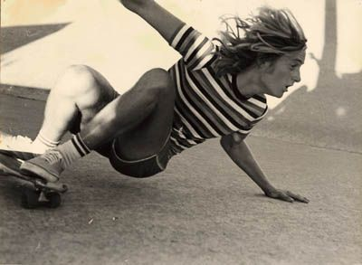 Great shot of Stacey Peralta......