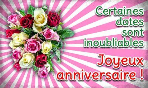 Joyeux Anniversaire 0004 Fleure Jpg 500 300 Carte Anniversaire
