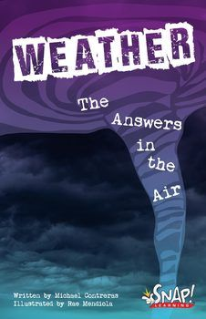 Interactive Lesson -Weather: The Answers in the Air Grade Graphic features are prominent in this lesson so readers can interpret maps and other weather graphics. The first half of the lesson describes atmospheric forces that affect weather while the s.