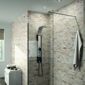 Douche Italienne Design Modele Influence Lapeyre Bathtub Bathroom