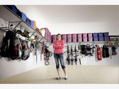 Garage Storage - Home and Garden Design Idea's