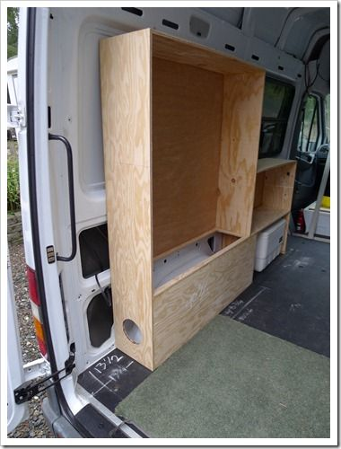 2006 Short Wheelbase Sprinter Van Conversion