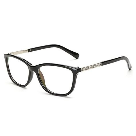 c6f9a6abfc3 D.King Classic Retro Fashion Style Clear Lenses Glasses Frame Eyewear Review