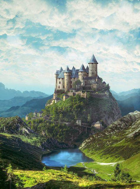 The Kingdom by kami77a