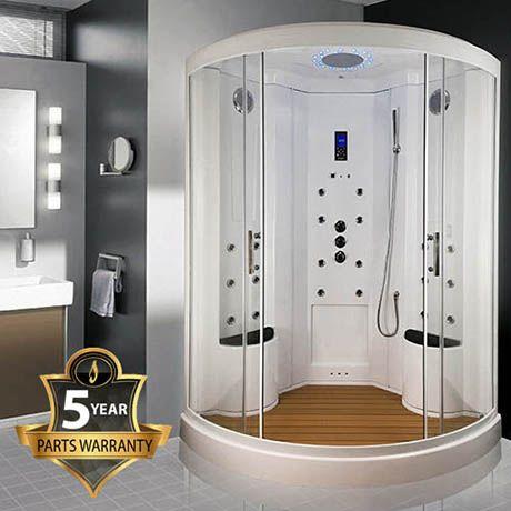 Insignia Two Person Steam Shower Cabin Ins9000 Shower Cabin