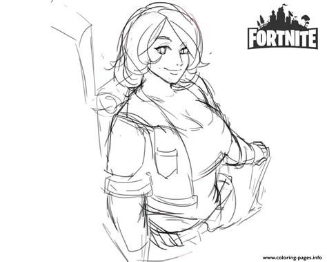 Fort Nite Coloring Pages Free Info Com Search The Web Images Search Fan Art Coloring Pages Fortnite