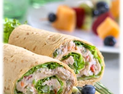 Shrimp Salad Flatout Wrap Recipes Ww Usa Recipe Flatout Wraps Recipes Flatout Recipes Tuna Wraps Recipes