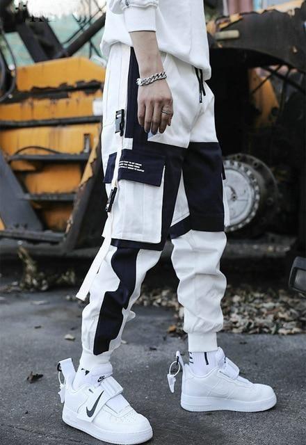 Pantalon Streetwear, Mode Streetwear, Streetwear Fashion, Slim Joggers, Boys Joggers, Jogger Pants, Harem Pants Men, Black Harem Pants, Men's Pants