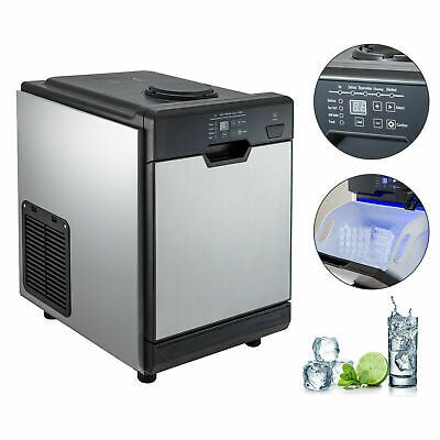 Ad Ebay Url 78lbs Ice Maker With Cool Water Dispenser Space