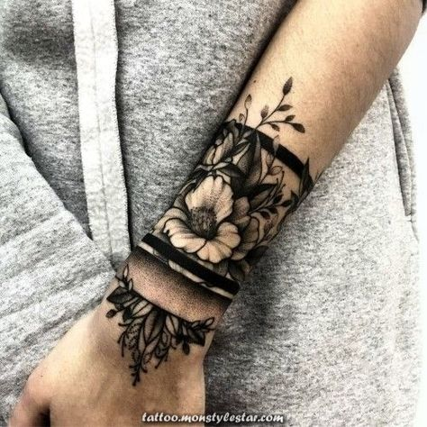 Great concepts for wrist tattoos and their which means - all of the senses
