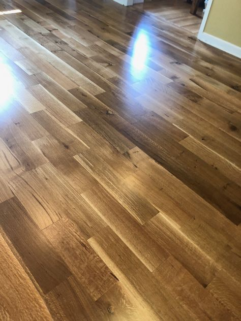 Solid Unfinished Wood Flooring Will Avoid Concerns Regarding