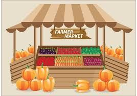 Farmers Market Background Scenery Google Search Easy