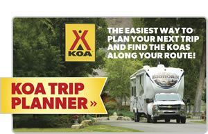 KOA Kampgrounds Purchase your one year membership now for