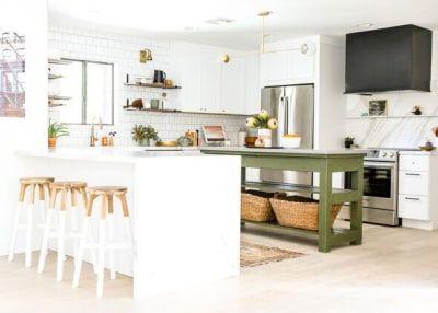Little Green Notebook Jenny Komenda Kitchen Renovation Kitchen Renovation Kitchen Renovation Inspiration Kitchen Design