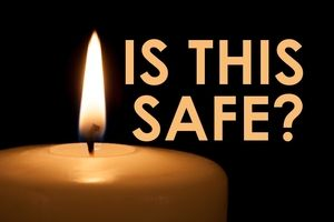 Are Candles Safe Safety Tips And Alternatives To Burning Candles Burning Candle Candle Safety Candles