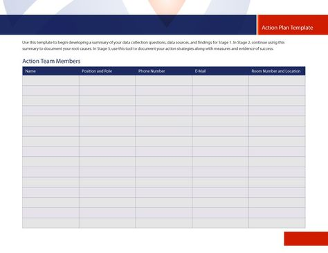 45 Free Action Plan Templates (Corrective, Emergency, Business - blank histogram template