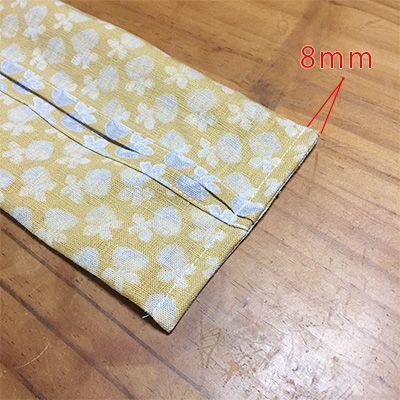 携帯用ボックスティッシュケースの作り方 Okadaya オンラインショップ 生地 手芸用品のオカダヤ Okadaya 公式ショップブログ ティッシュケース 手作り 簡単 手作り 小物 ティッシュケース