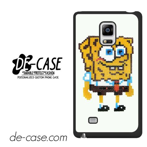 Spongebob Pixel Arts DEAL-9908 Samsung Phonecase Cover For Samsung Galaxy Note Edge