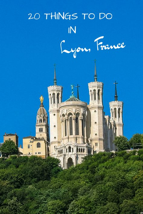 We absolutely loved Lyon. And while the city may seem small, rest assured there is more than plenty to do during a visit. Here are some of our favourite ideas  InspiringTravellers.com | 15 Things To Do In Lyon, France | http://inspiringtravellers.com