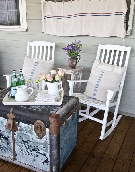 White Home Accessories on Trend - Cedar Hill Farmhouse