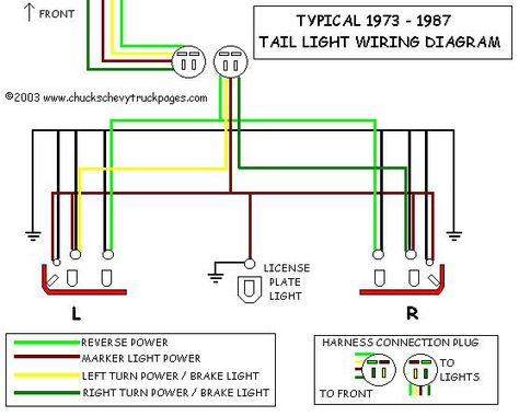 53f5a301252d68ba30f345473b559bbe toyota cars chevrolet trucks looking for tail light wire diagram toyota nation forum toyota 1987 toyota pickup tail light wiring diagram at edmiracle.co
