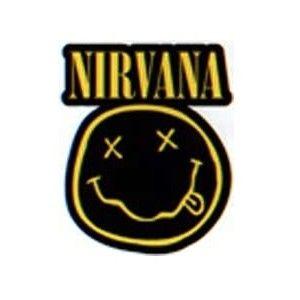 Nirvana Logo Yahoo Image Search Results Band Stickers Nirvana Logo Graffiti