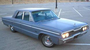 1966 Dodge Polara Hardtop Sedan Classic Dodge Cars New Used